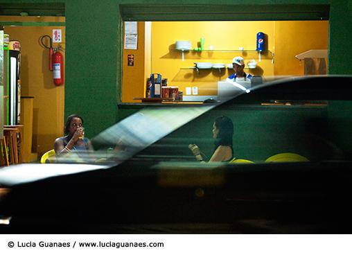 Lucia Guanaes - photo - Nocturnes - Brésil - vignette