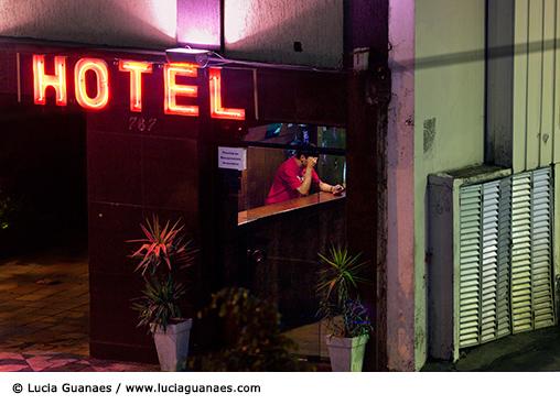 Lucia Guanaes - photo - São Paulo de todas as sombras - Brésil