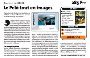 Lucia Guanaes - presse - Au coeur de Bahia - PC Achat - 2000-04