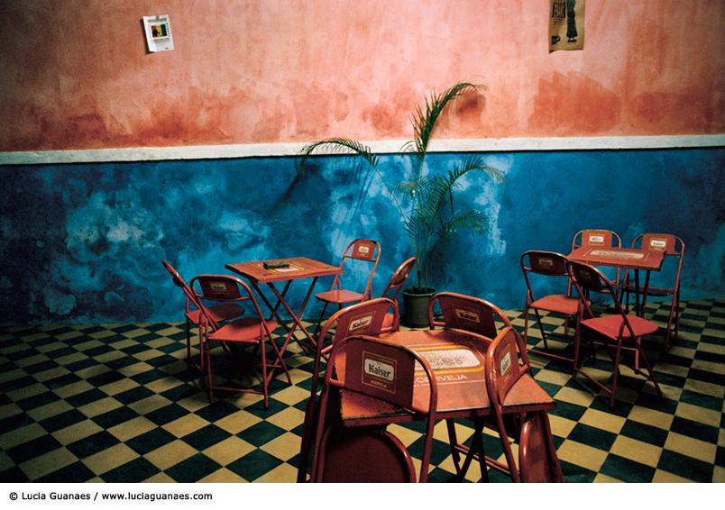 Lucia Guanaes - photo - Nocturnes - Brésil