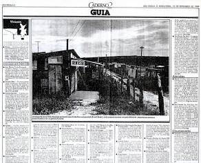 Lucia Guanaes - presse - Brasil Brésil - Jornal da Tarde - 1989-09-14