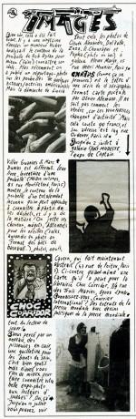 Lucia Guanaes - presse - Inventaire d'une poubelle - Libération - 1991-07-01