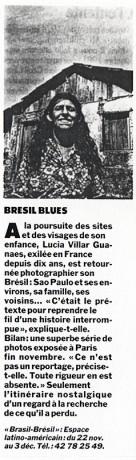 Lucia Guanaes - presse - Brasil Brésil - Marie-Claire - 1998-12