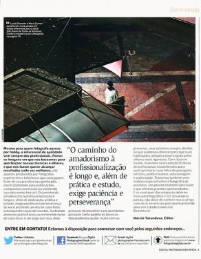Lucia Guanaes - presse - Digital Photographer Brasil