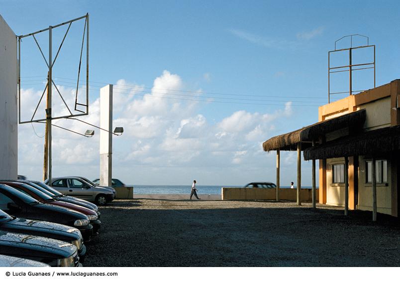 Lucia Guanaes - photo - Frontières de la mer - Brésil